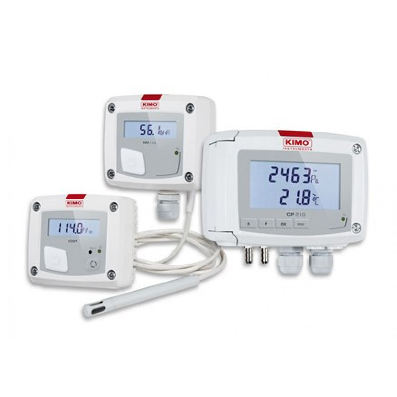 Capteur CO2 Kimo CO112