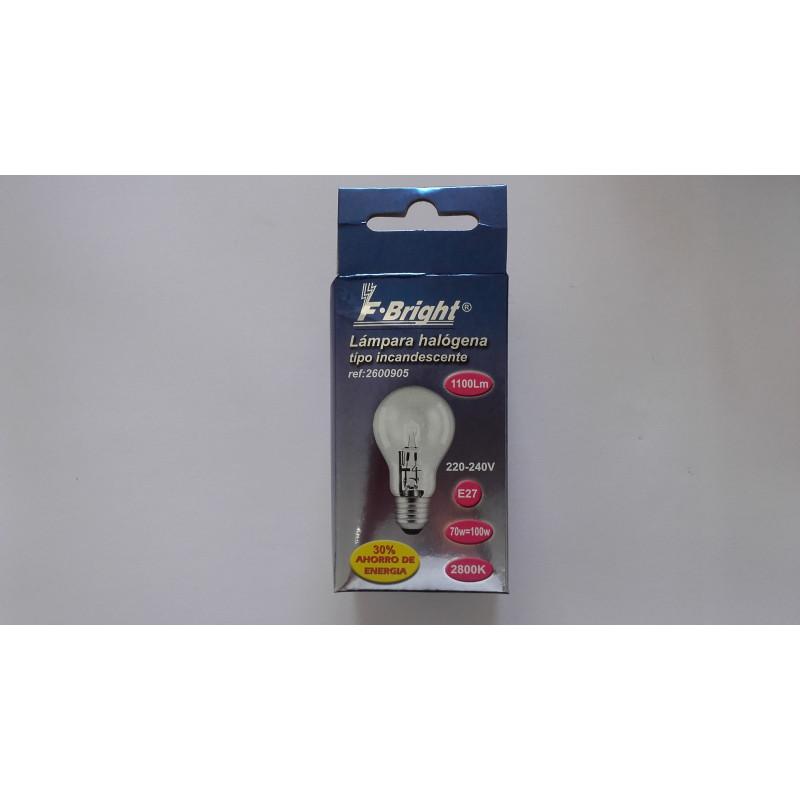 Lampe 70 W ECO E27