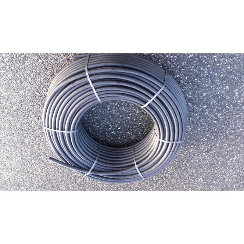 Tube lisse pour chauffage diam. 25 1.5 Bars à 45° (couronne 300 m)