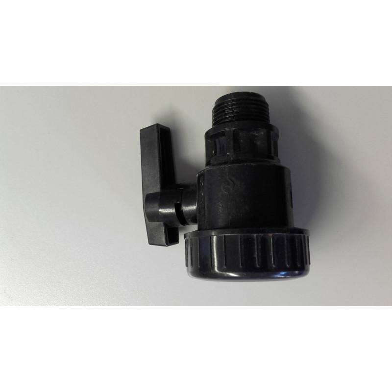 Vanne BS  PVC 1/2