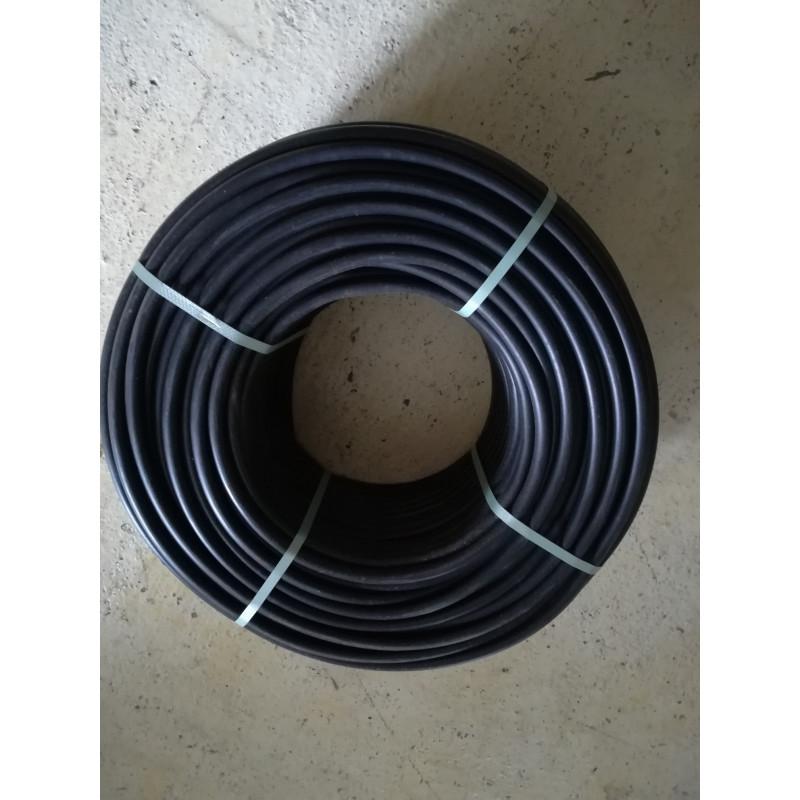 Tube polyéthylène diam 20 4bars 200m