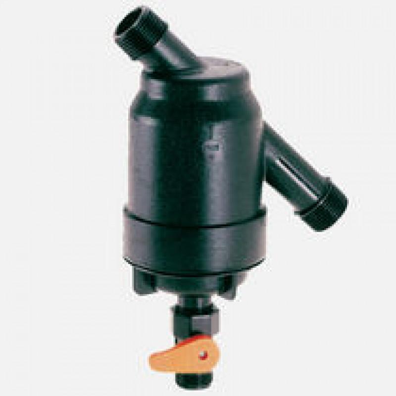Filtre Amiad 1pouce acétal Tamis nylon 100 microns