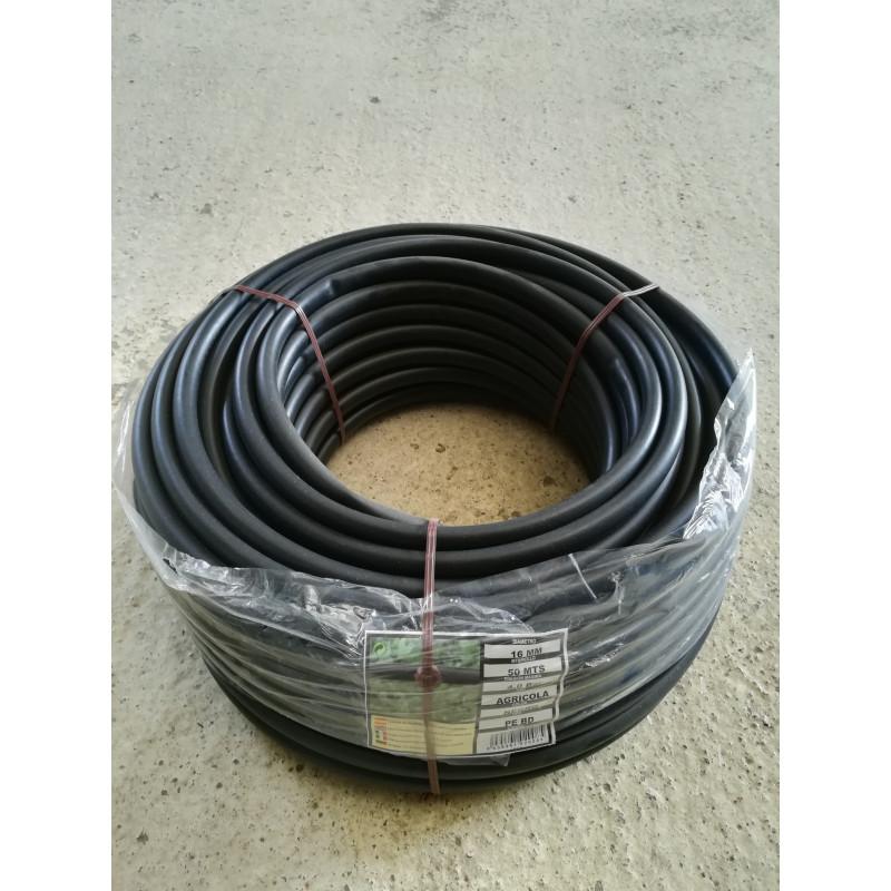 Tube polyéthylène diam 16 4bars 50m