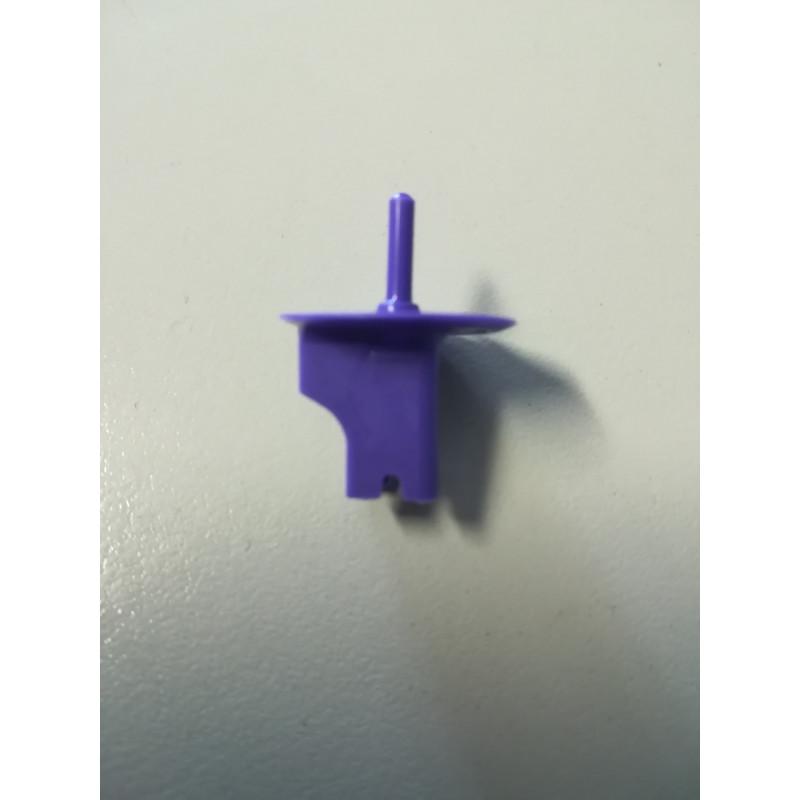 Ailette violette