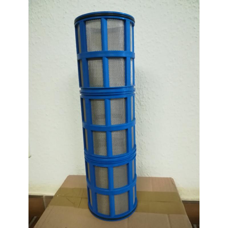 "Tamis inox moulé 2"" TS/3"" T300 microns filtre plastique AMIAD"