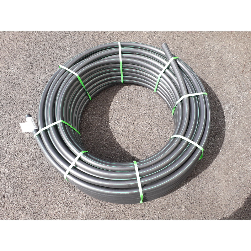 Polyéthylène diam 63*2 HD 6 bars (100m°